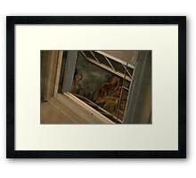 Renaissance Art  Framed Print