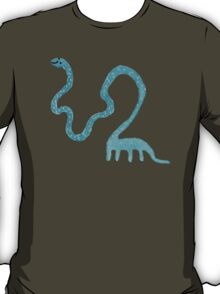 Mental-Necked Diplodocus T-Shirt