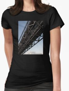 The Art of Steel Womens Fitted T-Shirt