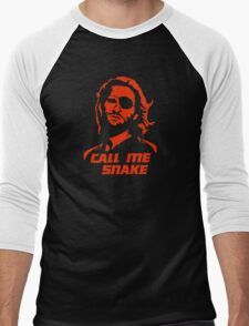 Call me Snake Men's Baseball ¾ T-Shirt