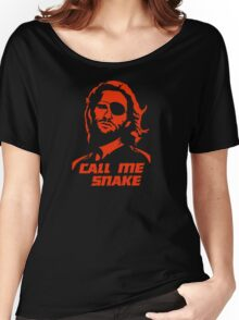 Call me Snake Women's Relaxed Fit T-Shirt