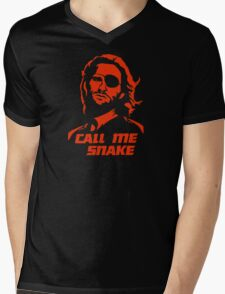 Call me Snake Mens V-Neck T-Shirt