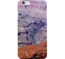 Grand Canyon and Its sculptor iPhone Case/Skin