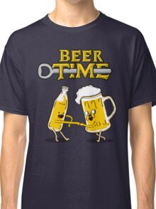 Beer Time Classic T-Shirt