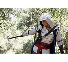 For The Creed Cosplay Print Photographic Print