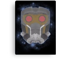 Peter Quill - Starlord Canvas Print