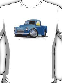 Morris Minor Pick Up Blue T-Shirt