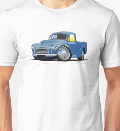Morris Minor Pick Up Blue Unisex T-Shirt