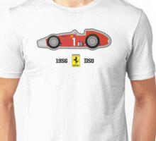 1956 Ferrari D50 championship winning F1 Car Unisex T-Shirt