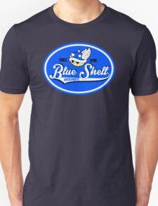 Blue Shell auto parts Unisex T-Shirt
