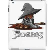 Lord of the Ribs - Gandalf iPad Case/Skin
