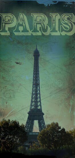 Paris by Sue Wickham