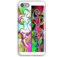 Ta Dance By Light An Night iPhone Case/Skin
