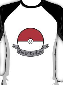 Tool of the Trade - Pokeball T-Shirt