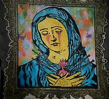 fitzroy graffiti by Rosina  Lamberti
