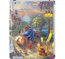 Beauty and the Beast - All Characters Cool iPad Case/Skin