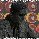 Turing Statue by Caroline Smalley