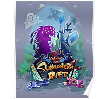 Welcome to summoner's rift Poster