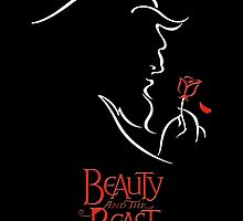 Beauty and the Beast - The Beast and the Rose by TylerMellark