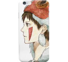 Mononoke Hime iPhone Case/Skin