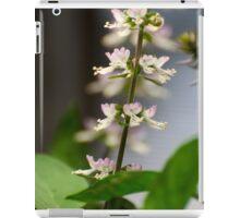 Basil Blossom iPad Case/Skin