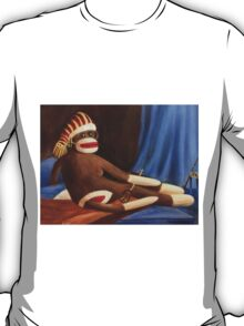 La Grande Sock Monkey T-Shirt