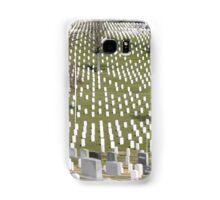 Washington military cemetery  Samsung Galaxy Case/Skin