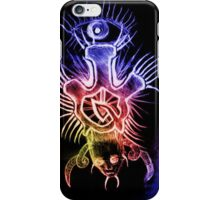Horns and thorns iPhone Case/Skin