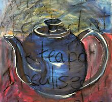 teapot by Terry Townsend