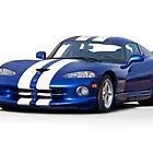 Dodge Viper GTS by DaveKoontz