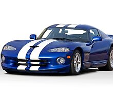 Dodge Viper GTS by DaveKoontz