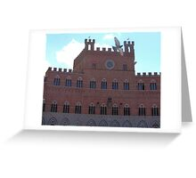 Soar Siena Greeting Card
