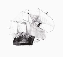 Göteborg Sailing Vessel T-Shirt