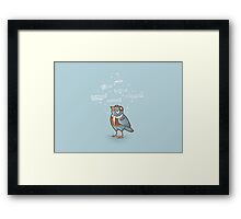 The Sky's the limit  Framed Print