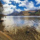 Loch Eck by yeamanphoto
