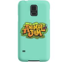 Animal Jam Logo Samsung Galaxy Case/Skin