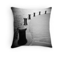 Port Melbourne Throw Pillow