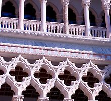 Venetian architecture by mariapar