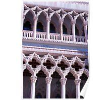 Venetian architecture Poster