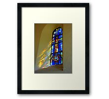 Bright Light Framed Print