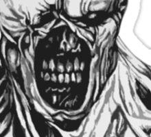 Nemesis - Resident Evil  Sticker