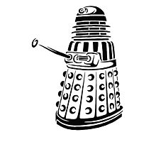 Doctor Who - Dalek Photographic Print