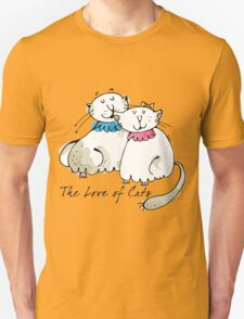 The Love of Cats T-Shirt