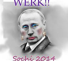 WERK!! Sochi 2014 by Jason Winks