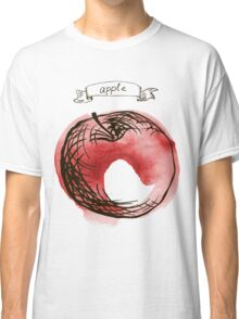 fresh useful eco-friendly apple Classic T-Shirt