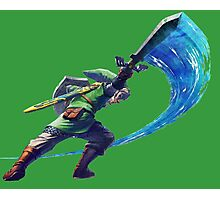 Link attacks Photographic Print
