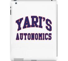 Yari's Autonomics Baseball Team iPad Case/Skin