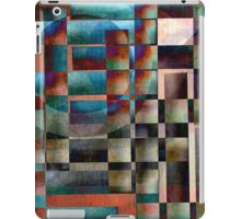 Crossover abstract painting iPad Case/Skin