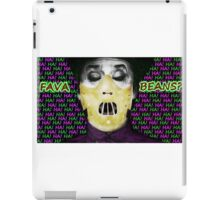 Silence of the Joker iPad Case/Skin