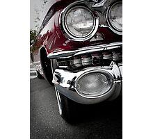 Purple Caddy Photographic Print